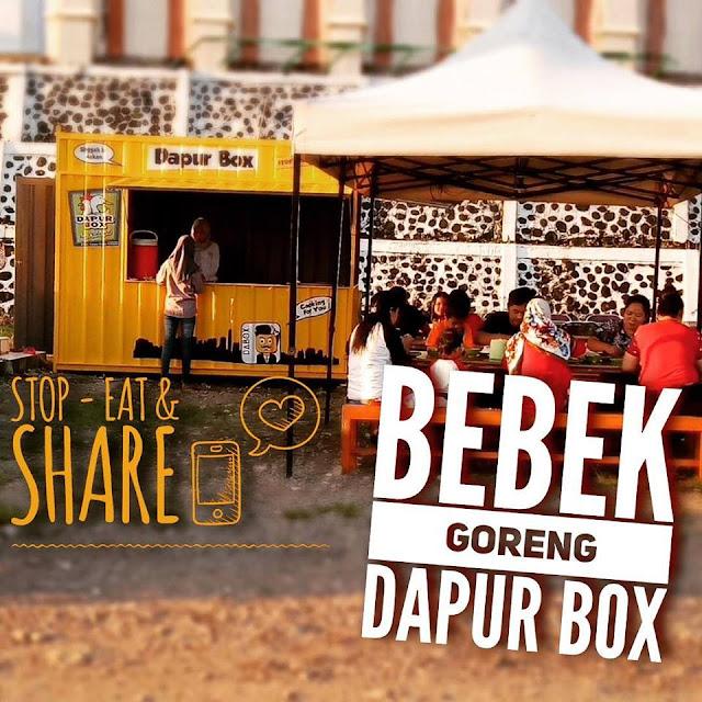 Unik, di Soppeng ada Tempat Makan dengan Konsep Dapur Box