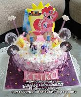 Kue My Little Pony Lucu, Cantik dan Murah