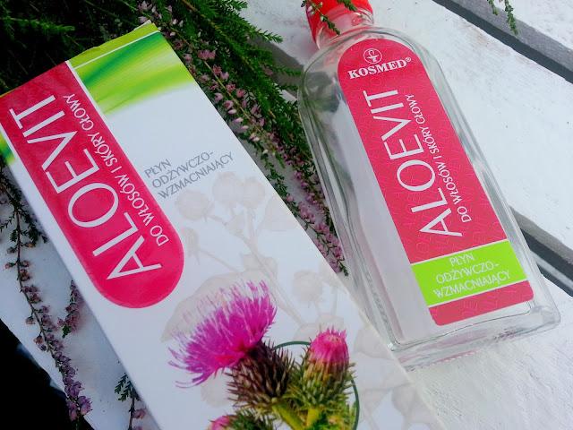 Aleovit, płyn odżywczo-wzmacniający