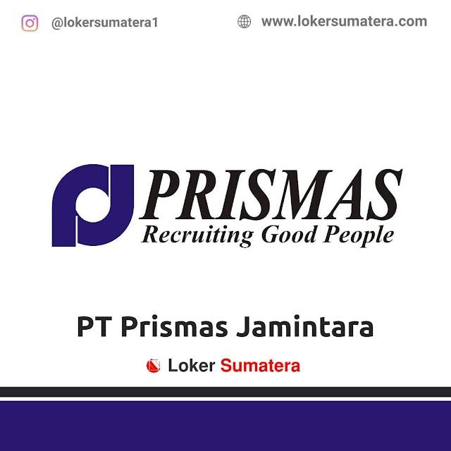 Lowongan Kerja Pekanbaru, PT Prismas Jamintara Juli 2021
