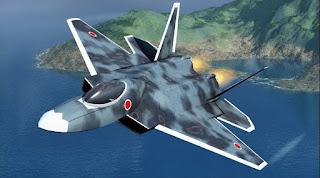 Jet Tempur F-3 Jepang