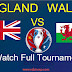 England Vs Wales Euro Cup 2016 (Full Tournament)