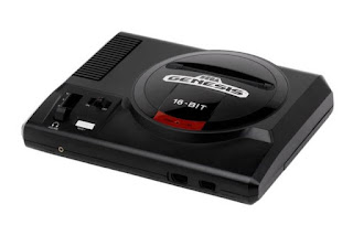 Konsol Klasik Sega Genesis