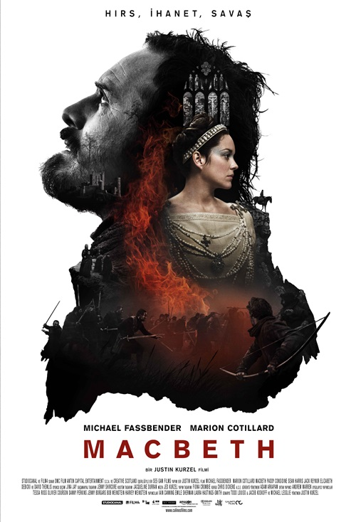 Macbeth (2015) 1080p Film indir