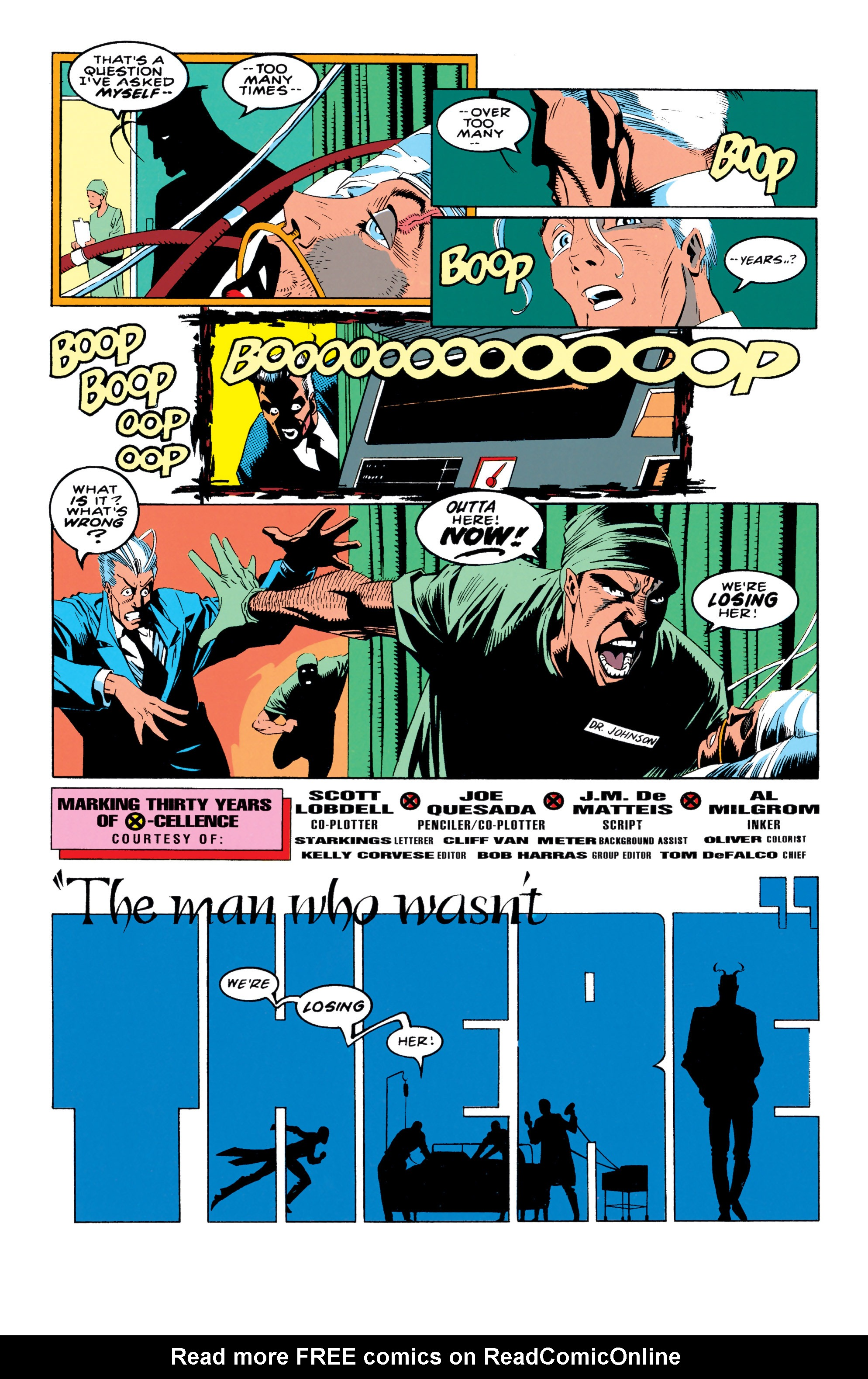 Read online X-Factor (1986) comic -  Issue #92 - 6