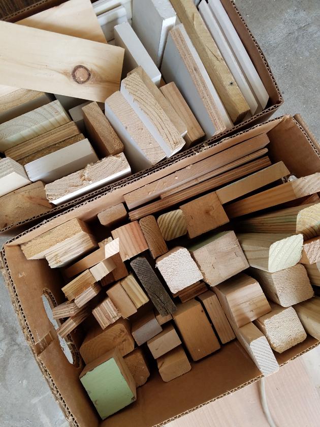 Diy Little Wooden Buoys Remodelando La Casa