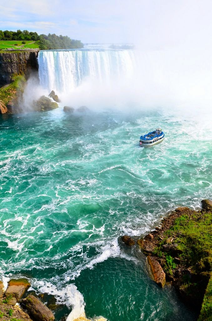 most popular Interesting Attractions in Canada- Niagara Falls