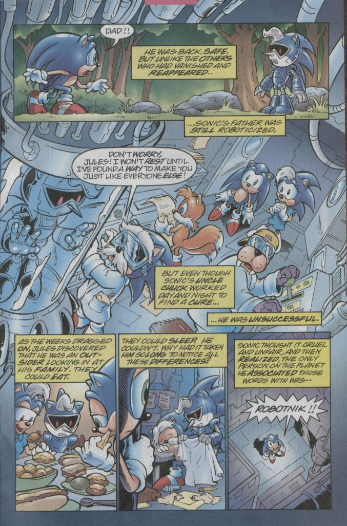 Read online Sonic The Hedgehog comic -  Issue #123 - 22