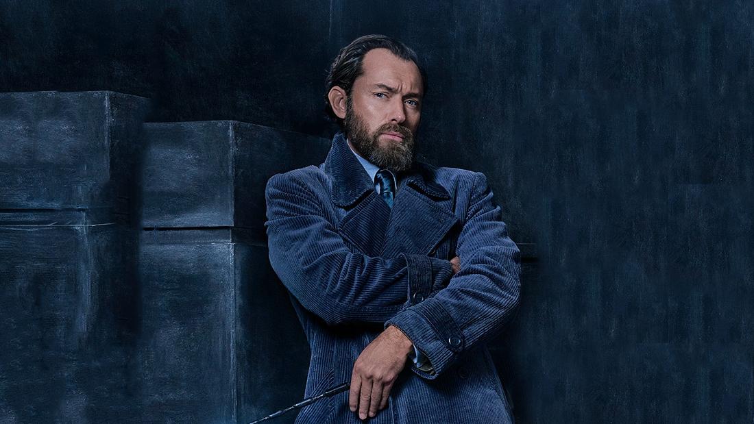 David Heyman fala à Entertainment Weekly sobre a escolha de Jude Law para ser o jovem Dumbledore.