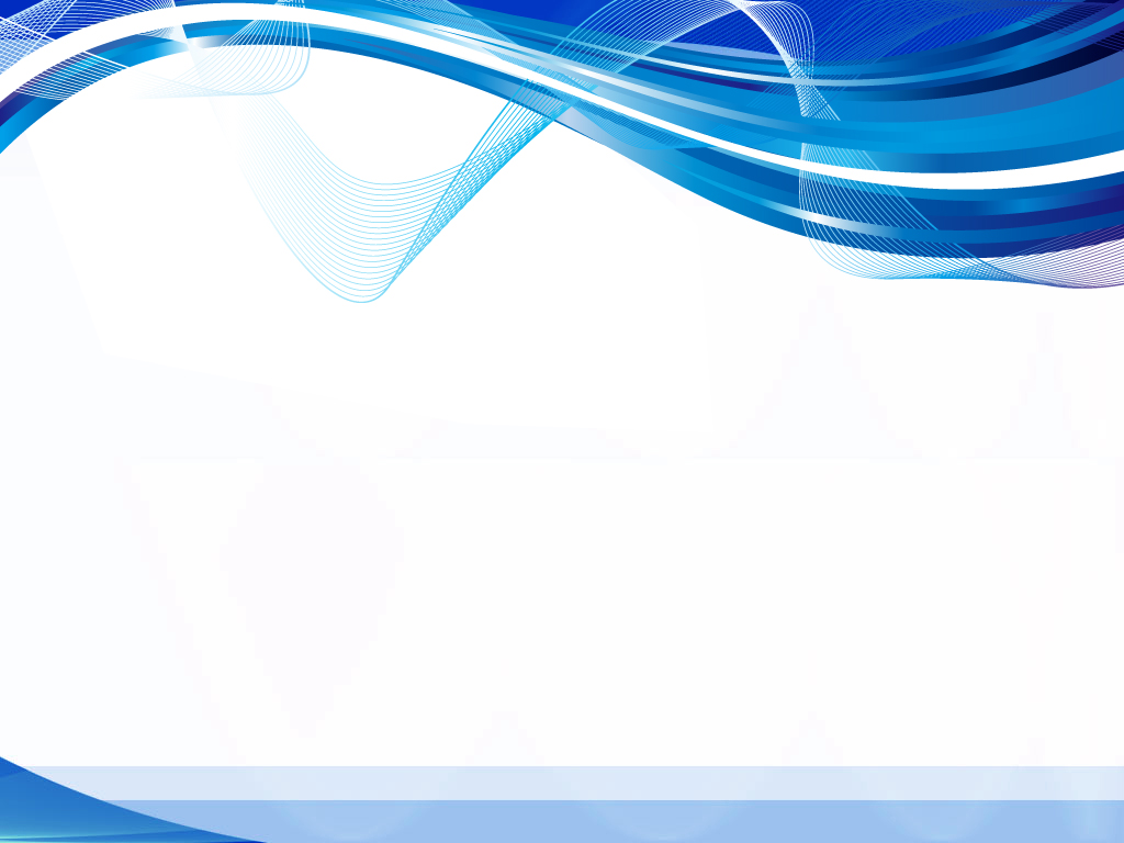 Blue abstract PowerPoint background