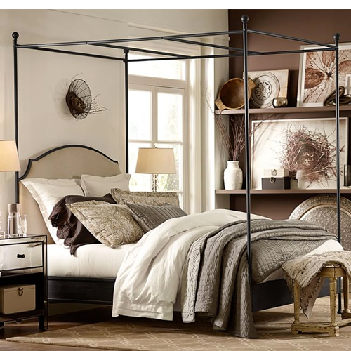 Copy Cat Chic Pottery Barn Aberdeen Canopy Bed