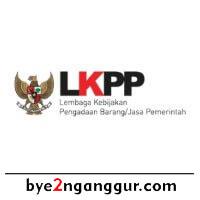 Lowongan Kerja Staf Lembaga LKPP 2018