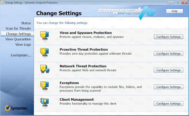 Symantec Endpoint Protection Versión 12.1.2015 Final 2013