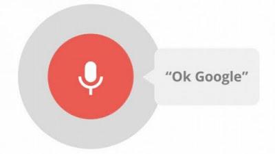 Perintah Suara Oke Google
