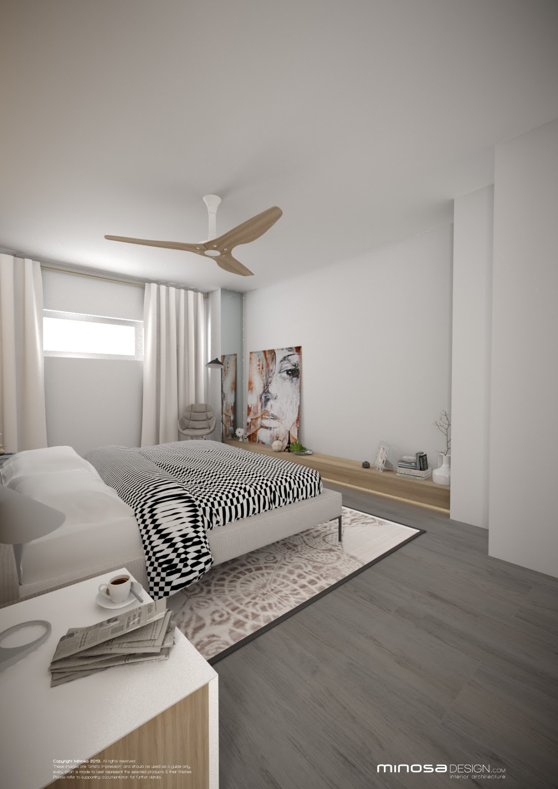Minosa: Master Bedroom Or Parents Retreat