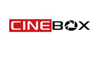 Resultado de imagem para cinebox blogger logo