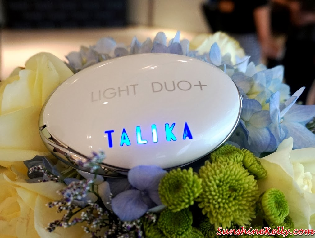 Talika Light Duo+, Talika light therapy, talika, anti aging device, anti aging technology