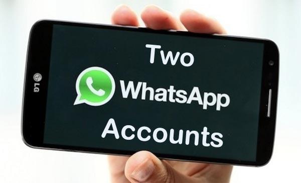 كيفية استخدام اثنين من حسابات WhatsApp على هاتف محمول واحد