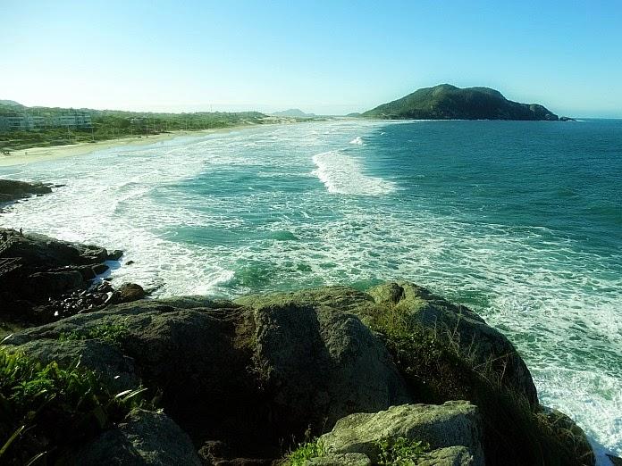 Praia do Santinho, Florianópolis