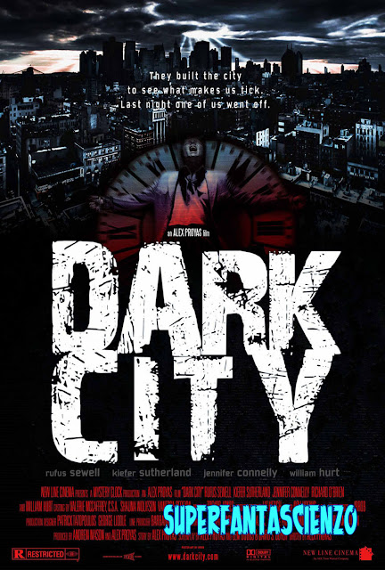 Dark City film 1998 recensione
