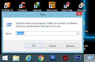 Cara Mengecek Vram Pada Komputer All Windows