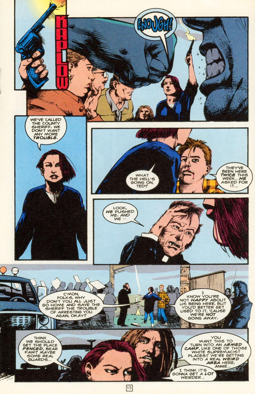 Read online Animal Man (1988) comic -  Issue #81 - 16