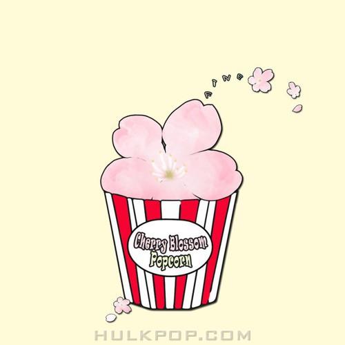 FiNE – 벚꽃 팝콘 – Single