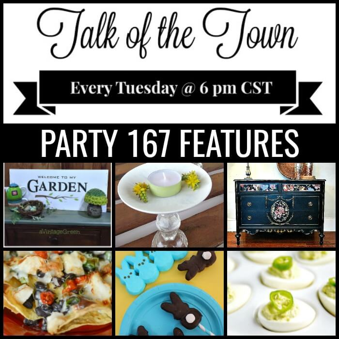Talk Of The Town Party 167 Features