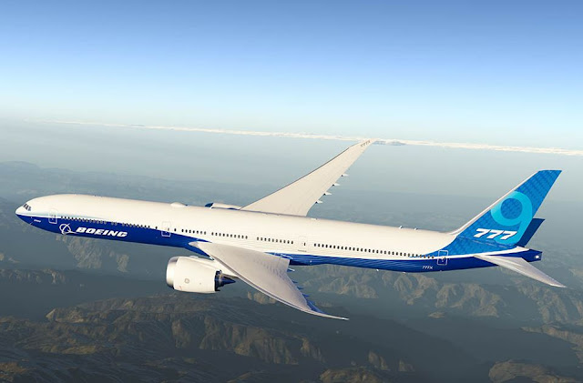 review of boeing 777x