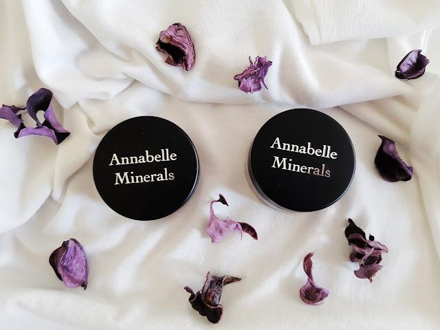 Cienie Anabelle Minerals