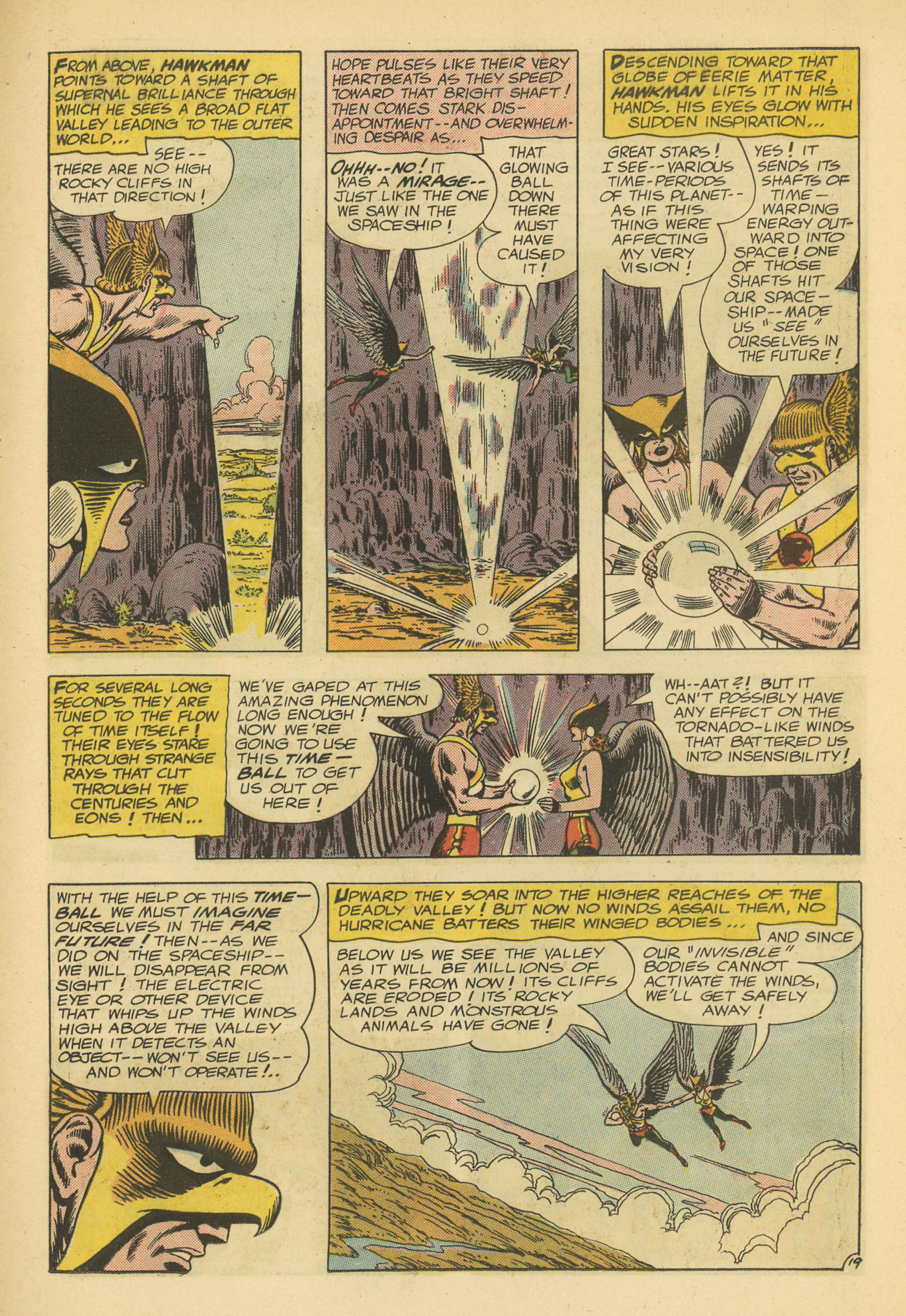 Hawkman (1964) issue 11 - Page 27