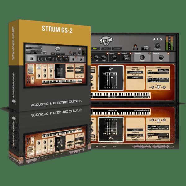 AAS Strum GS-2 v2.4.0 Full version