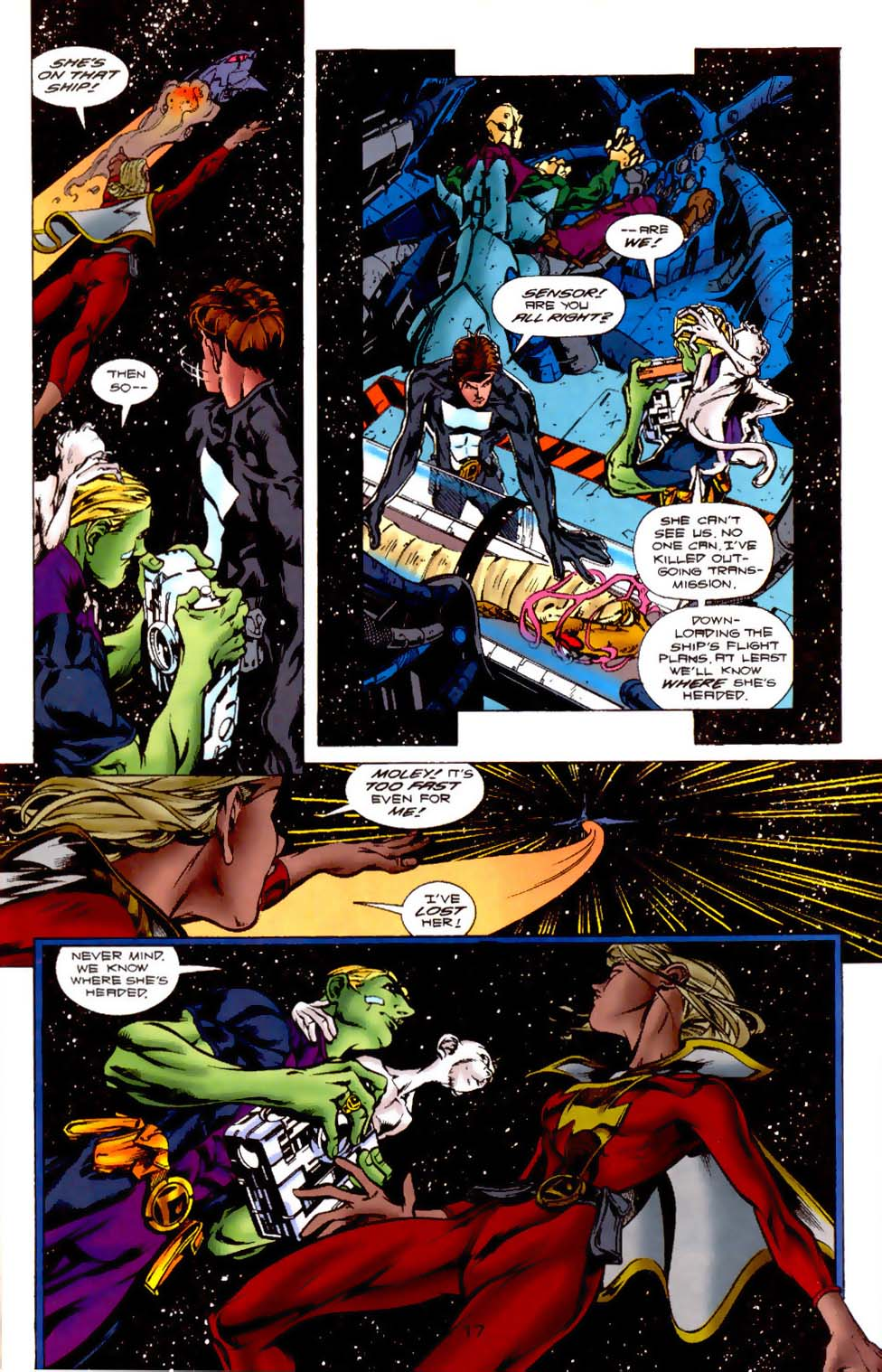 Legion of Super-Heroes (1989) 116 Page 17