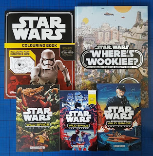 The Egmont Star Wars World Book Day Giveaway Tour