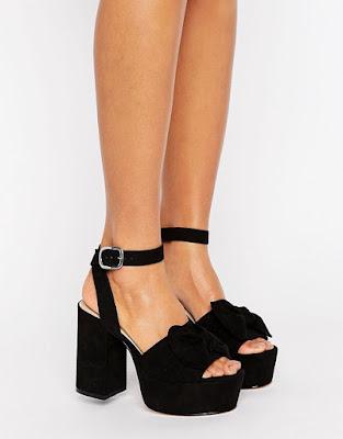 alternativas de calzado de plataforma