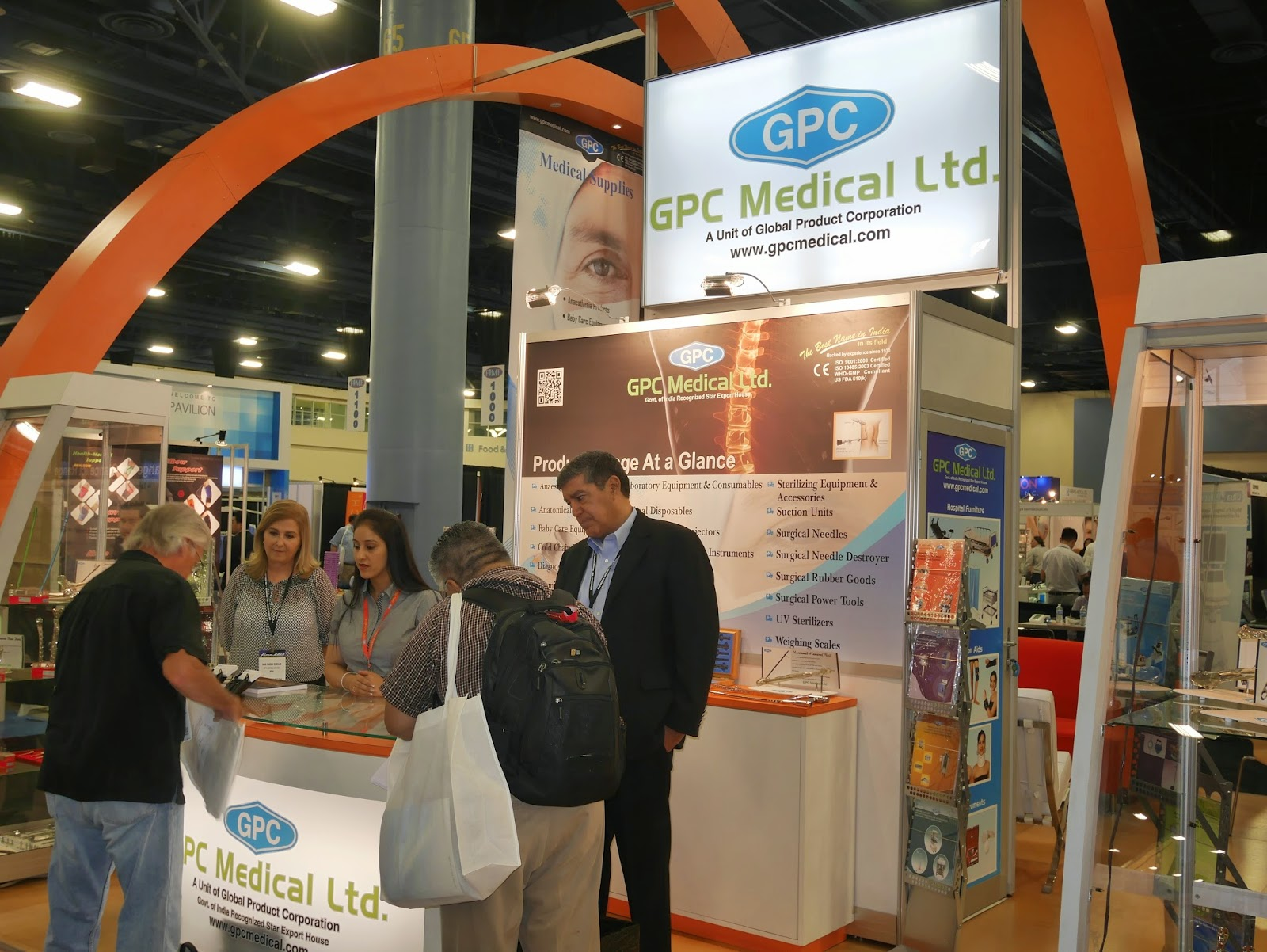 GPC Medical at FIME 2014