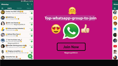 Top-whatsapp-group-to-join-Amazing-150+-Groups