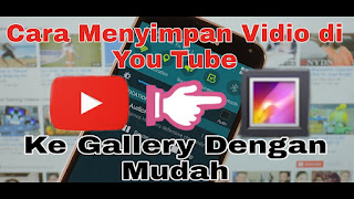 Cara Download Video dari Youtube ke Galeri di Android via Dentex Youtube Downloader