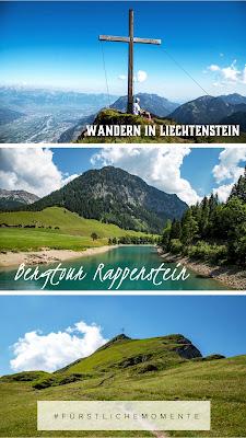 Bergtour Rappenstein von Steg | Wandern Fürstentum Liechtenstein
