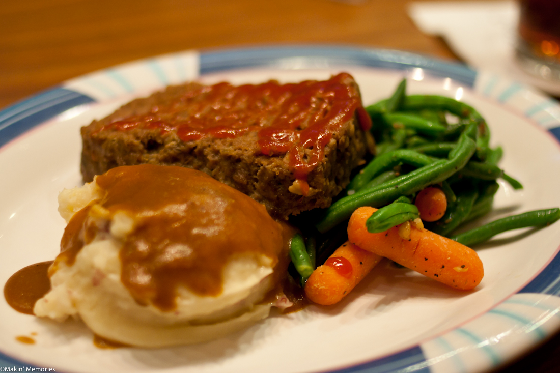 Cooking With Mickey Recipe Mom S Meatloaf