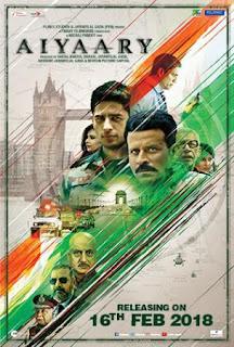 Film Aiyaary 2018