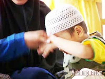 bacaan doa anak sholeh
