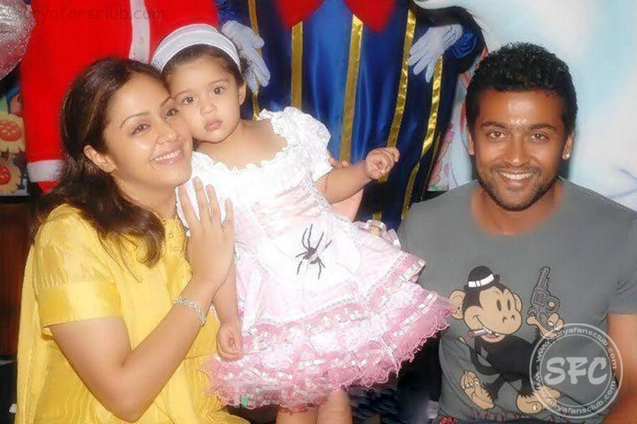 Surya family stills | Surya Jyothika unseen personal images | Surya