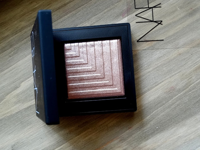 NARS Powerfall Collection | Dual Intensity Eyeshadow in Rigel, Velvet Eyeliners in Black Moon and London