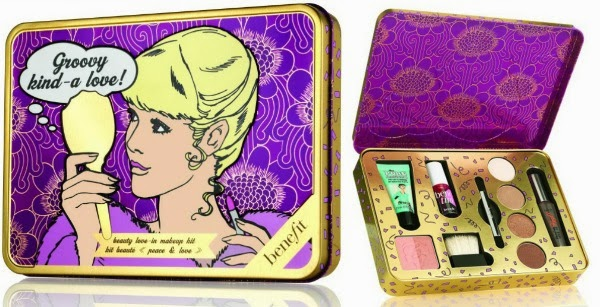 benefit Groovy kind-a love xmas kit