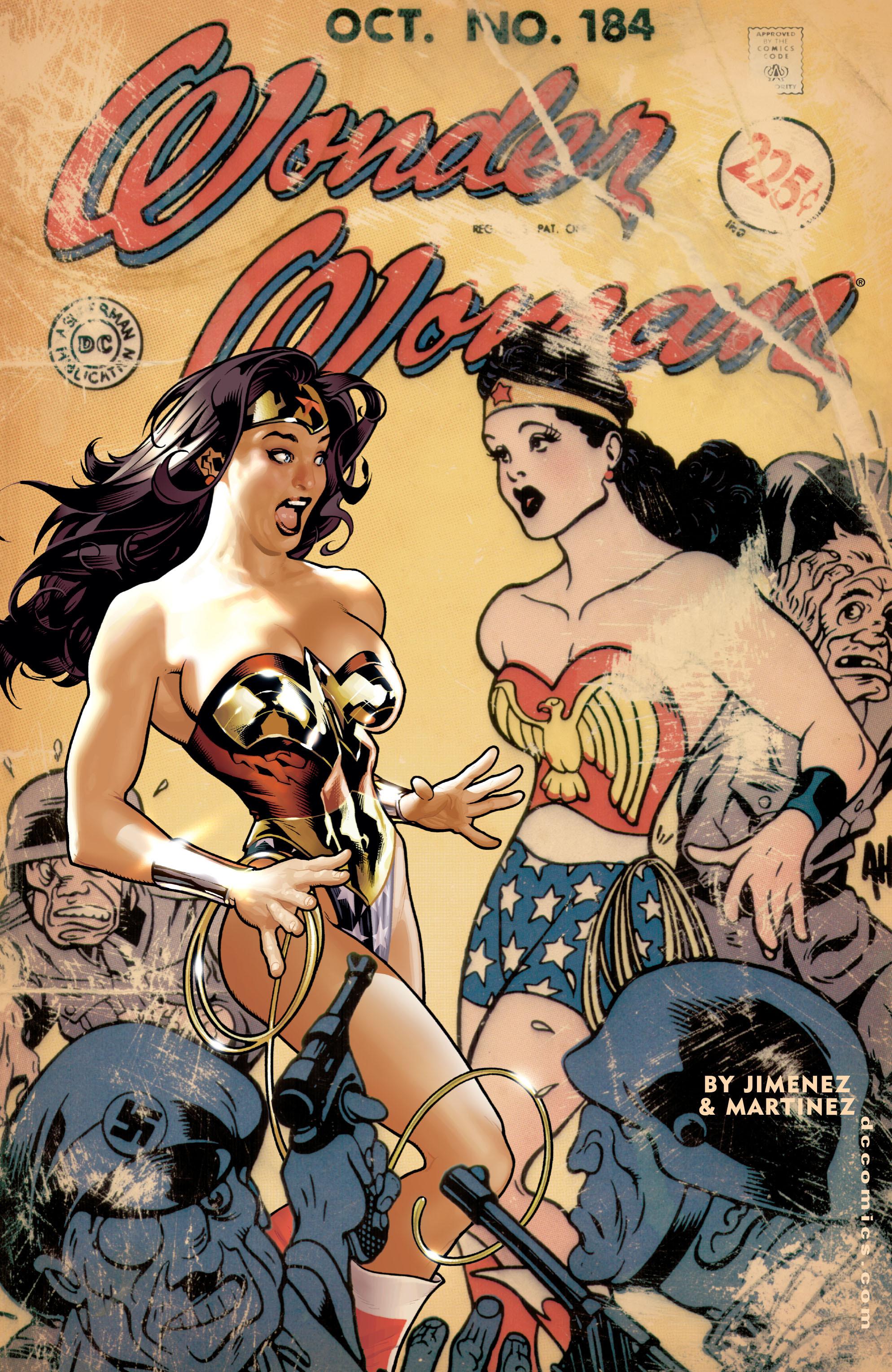 Read online Wonder Woman (1987) comic -  Issue #184 - 1