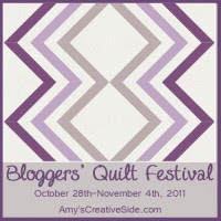 Bloggers' Quilt Festival Fall 2011