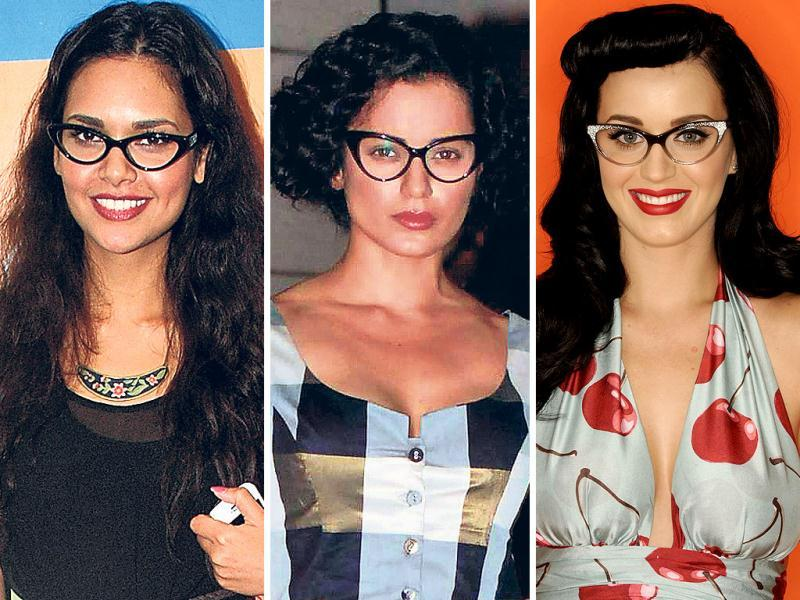 Alia Bhat In Glasses Specs In Dear Zindagi Movie Less