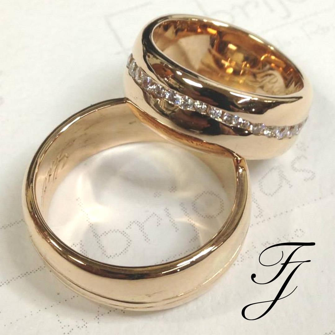 Matrimonio In Oro : Grabados para argollas de matrimonio parte fabrijoyas