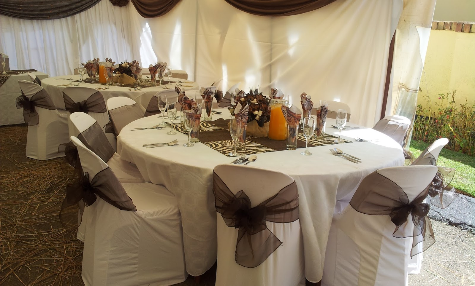 Image Article G African Traditional Wedding Decorations On